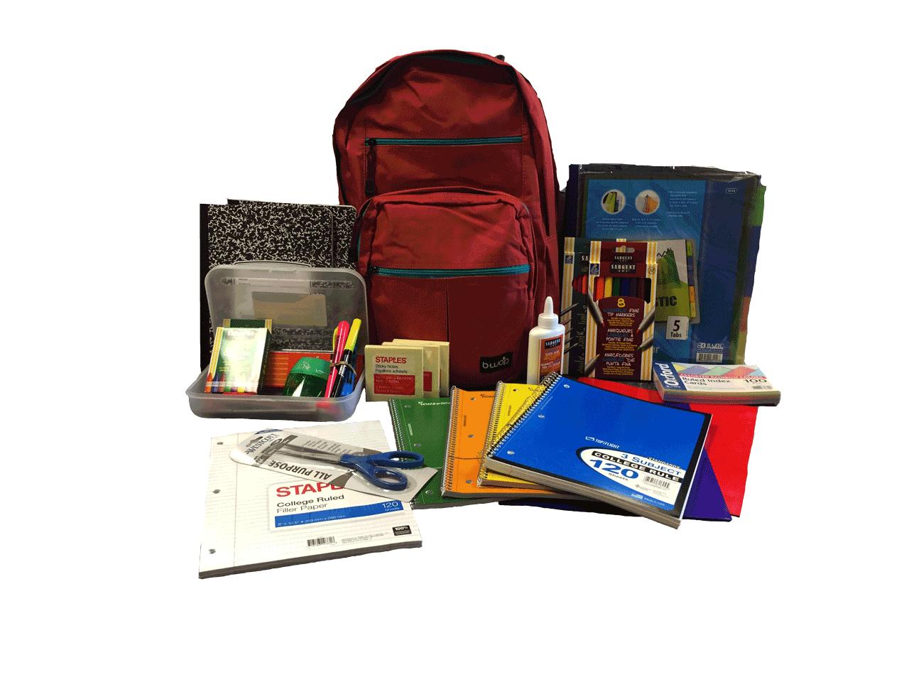 Backpacks for Foster