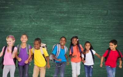 Backpacks for Children in Foster Care