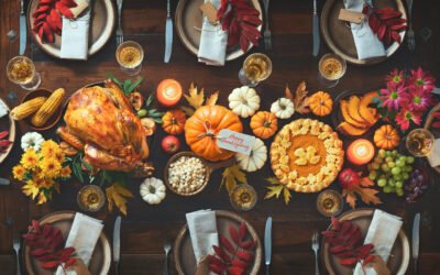 Ways to Give Back And Make A Difference This Thanksgiving
