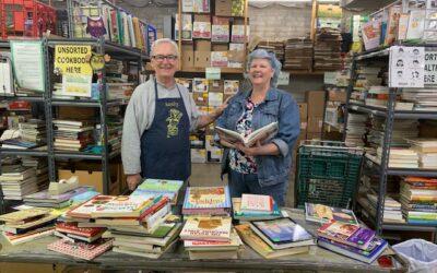 VNSA Book Sale Update
