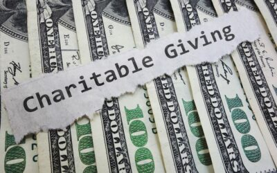 Charitable Contributions – Tax Tips